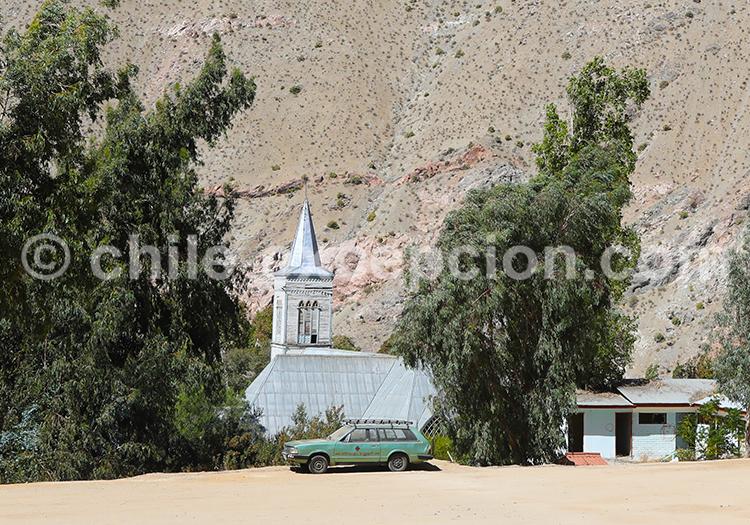 Visite du village de Pisco, Vallée de l'Elqui