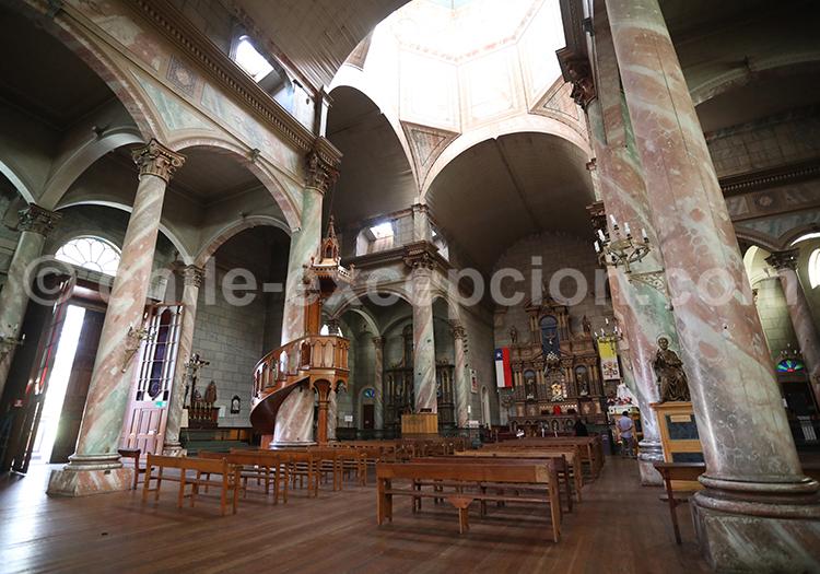 Basílica menor, Andacollo, Chili