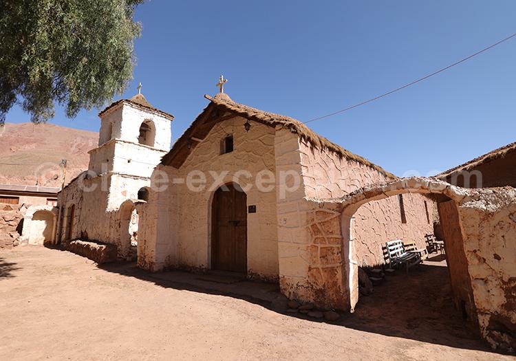 Église du désert, Rio Grande