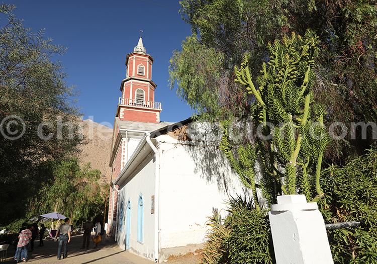 Église Notre-Dame de Carmen Montegrande, Chili