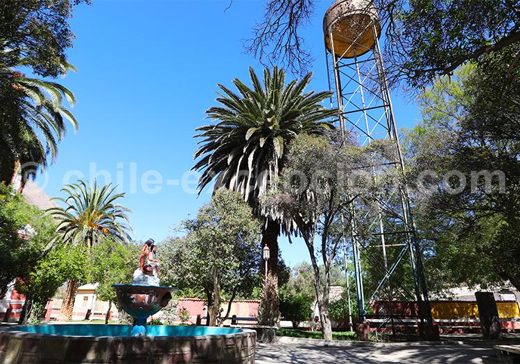Place centrale du village Diaguitas