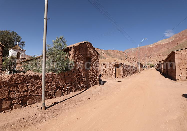 Rio Grande, visites aux alentours de San Pedro de Atacama