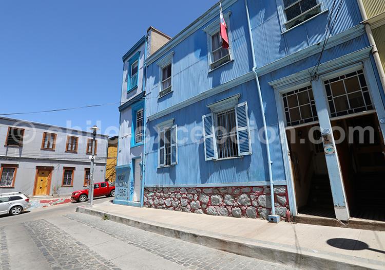 Visiter le centre du Chili