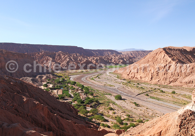 Pukara, San Pedro de Atacama