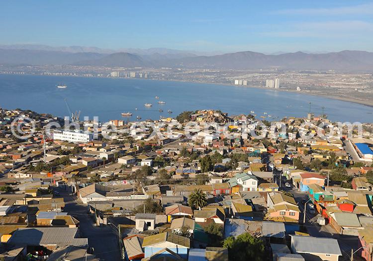 Ville de Coquimbo, Chili