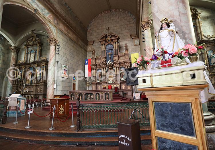 Sanctuaire, Andacollo, Chili
