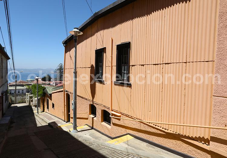 Free tour in Cerro Alegre, Valparaiso