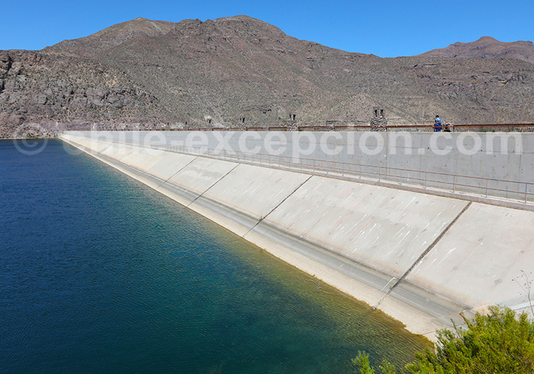Barrage de Puclaro, que voir Vallée de l'Elqui