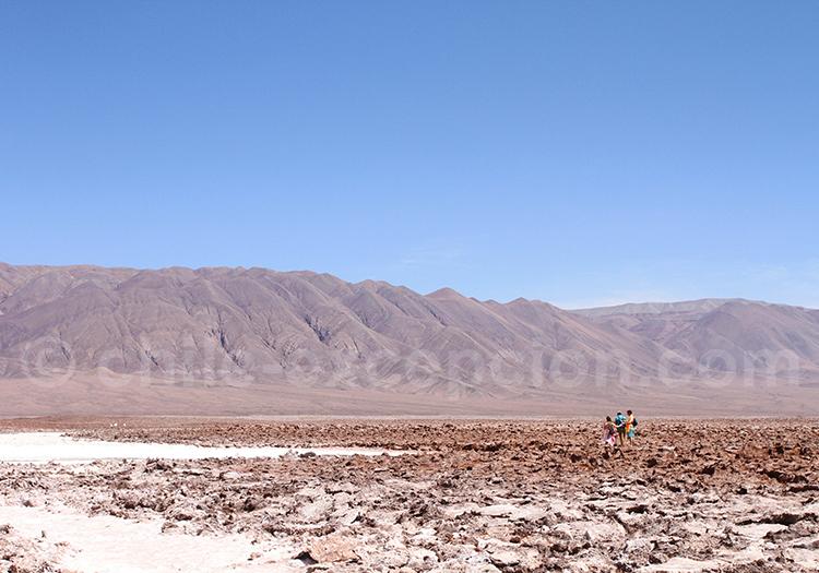 Cordillère des Andes, San Pedro de Atacama