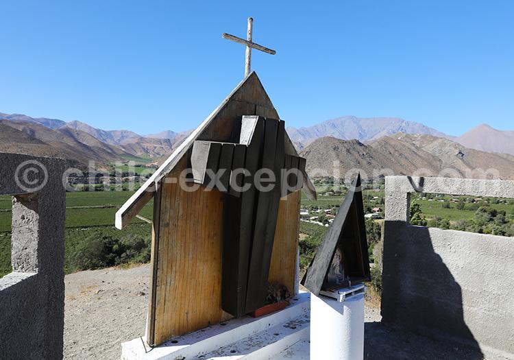 Oratoire sur la vallée