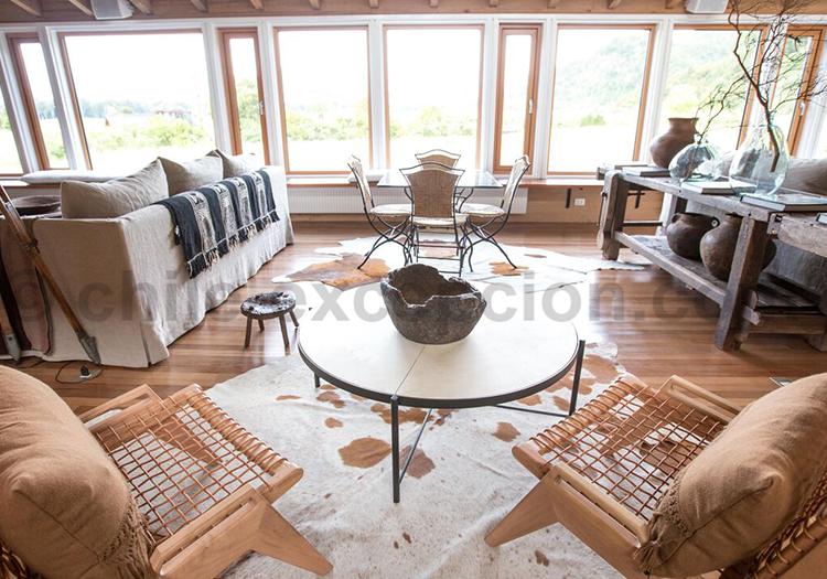 Lodge Futangue, Lounge