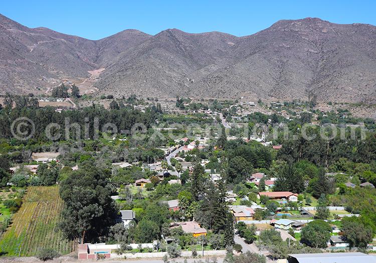 El Molle, vallée del Elqui
