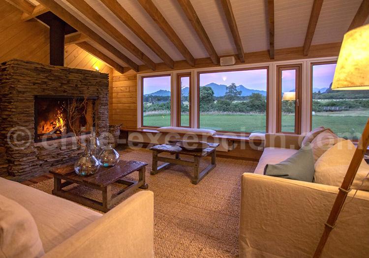 Lodge Futangue, Living