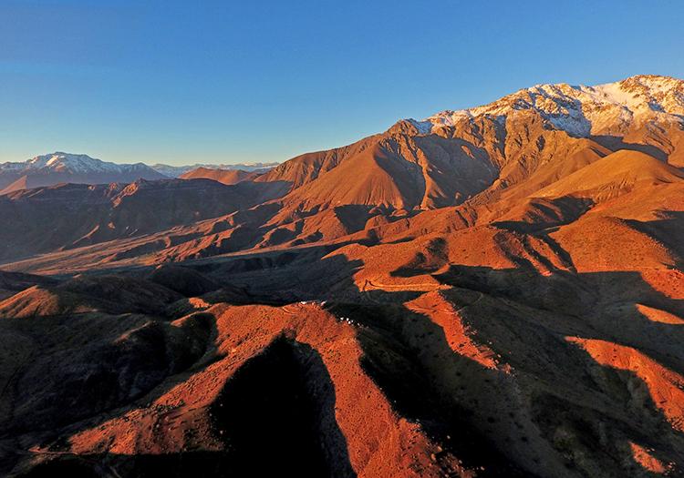 Observatoire del Pangue, crédits Jean Pichon