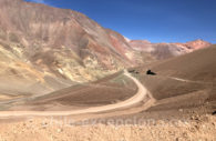Paso Agua Negra, Chili Argentine