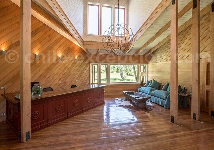 Lodge Futangue, Réception