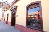 Restaurant Club Social, Vicuña