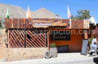 Restaurant Delatere, Pisco Elqui