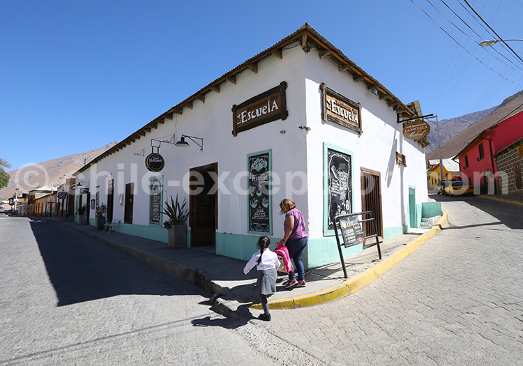 Restaurant La Escuela