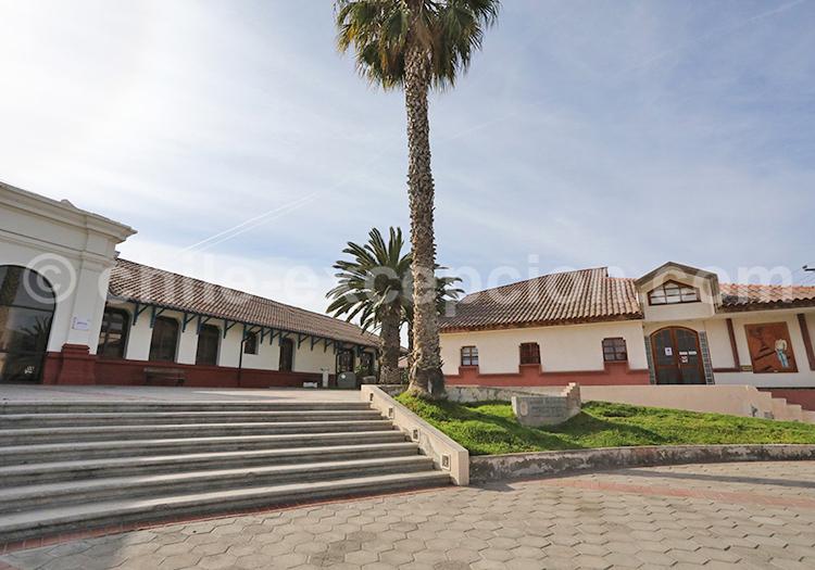 Musée del Limarí, Ovalle