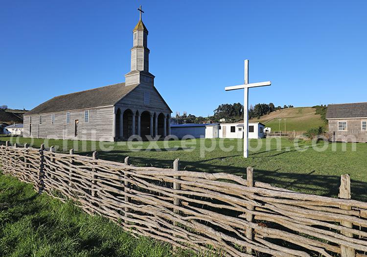 Eglise d'Aldachildo, Chiloé