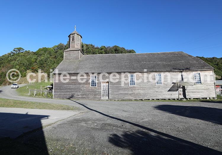 Eglise de Detif, Chiloé