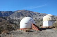 Observatoire Daniel Verschatse, Hacienda Los Andes