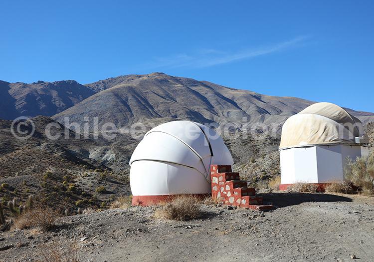 Observatoire Daniel Verschatse, Hacienda Los Andes, Chili