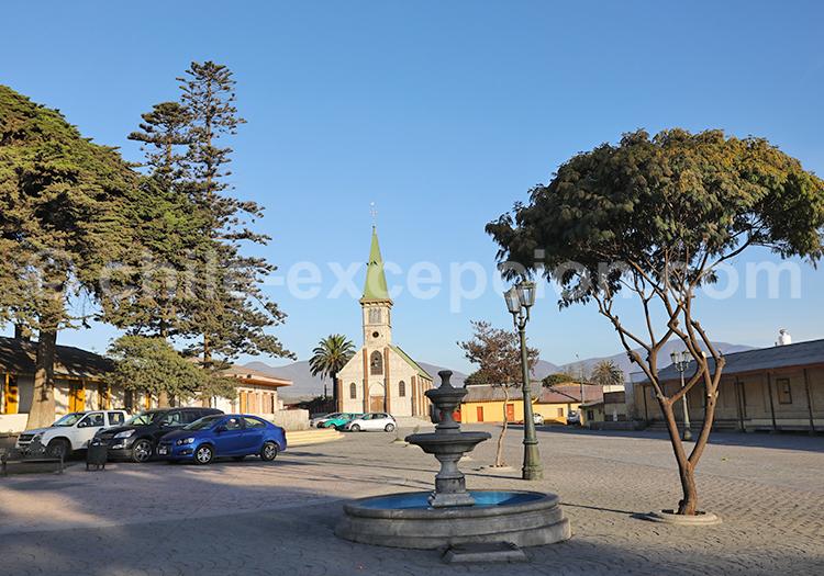 Église de Guayacán, Chili