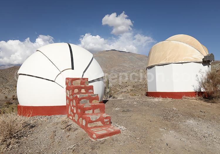 Séjour, Hacienda Los Andes