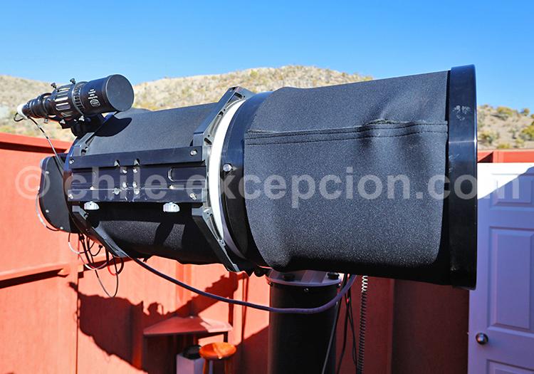 Astrotourisme, Hacienda los Andes, Ovalle