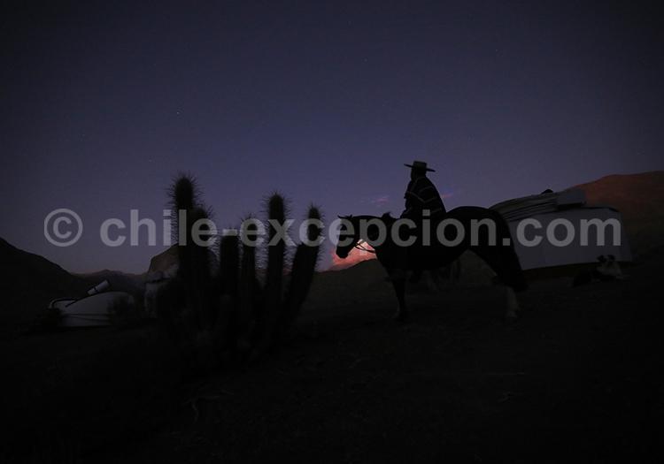 Observer les étoiles, Hacienda Los Andes
