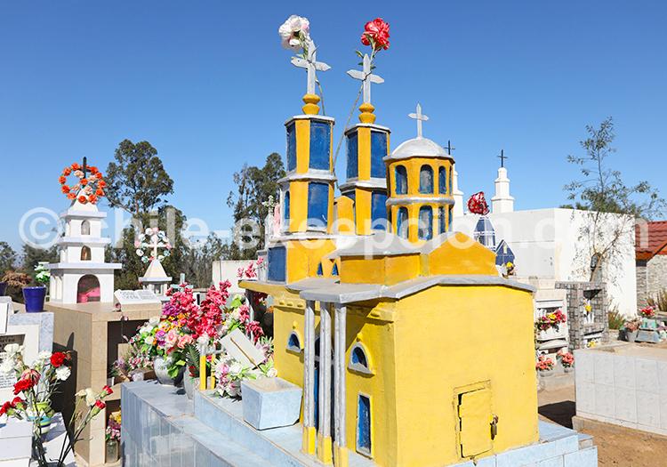 Rites et traditiones culturelles, Nord du Chili
