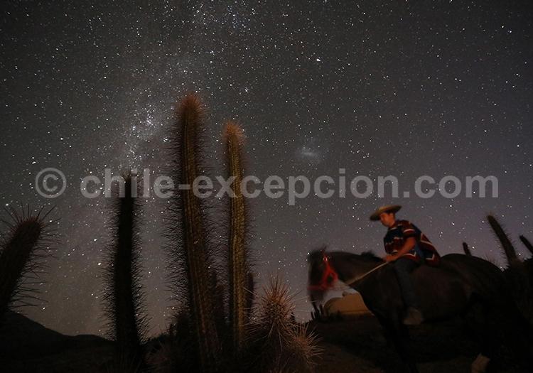 Observatoire astronomique, Hacienda Los Andes