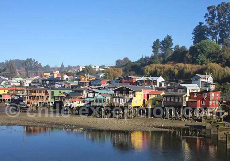 Castro, île de Chiloé