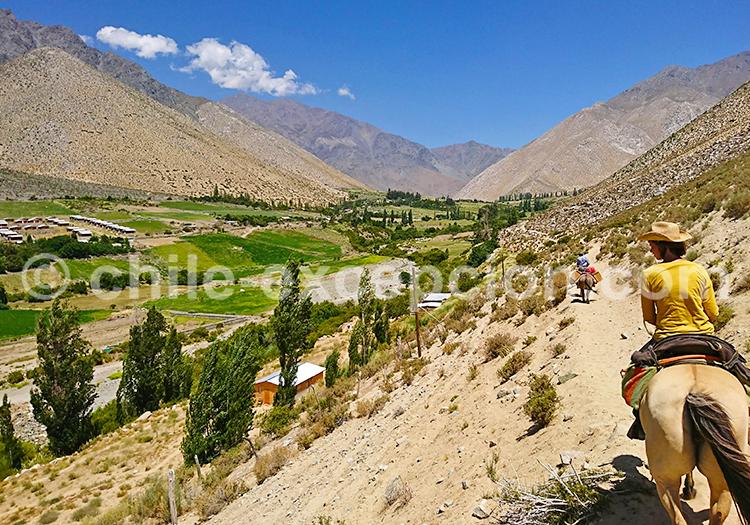 Voyage sur mesure, Hacienda los Andes