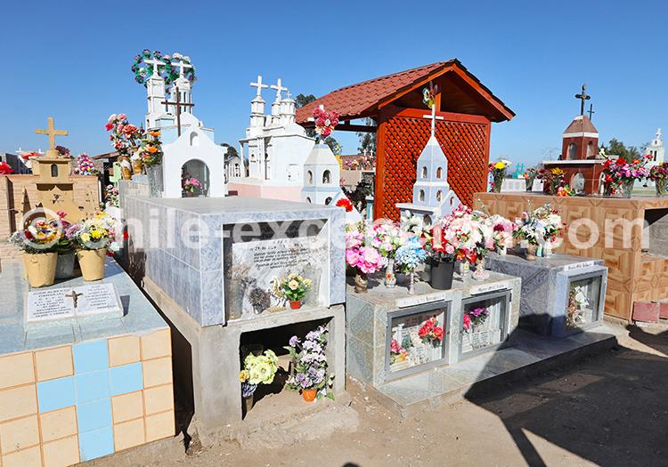 Culture locale, Nord du Chili