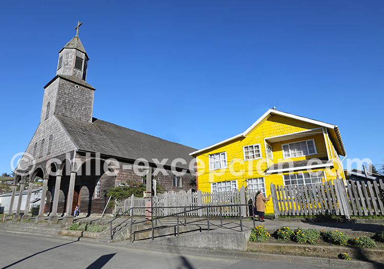 Église de Chiloé