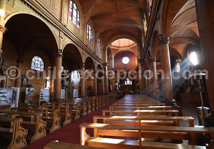 Eglise de Castro, Chiloé