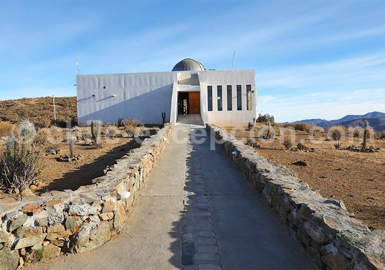 Observatoire de Collowara, Ovalle