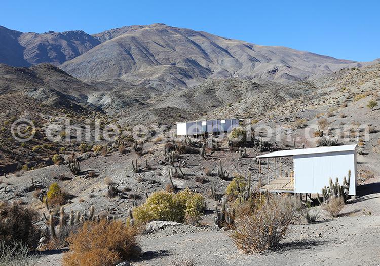 Visite exclusive, Hacienda Los Andes