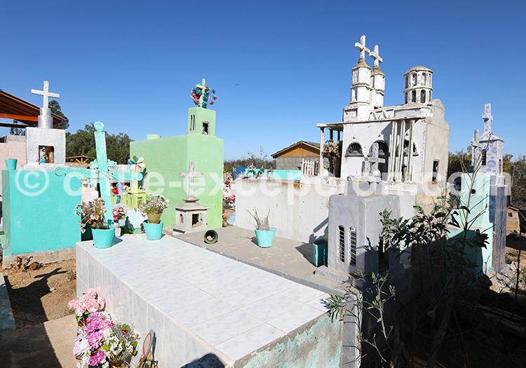 Cimetière de Cerrillos de Tamaya, Chili