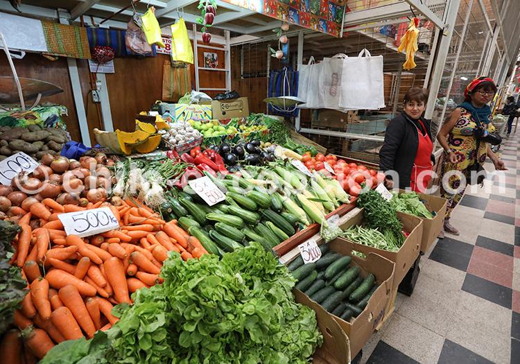 Gastronomie locale, Chili