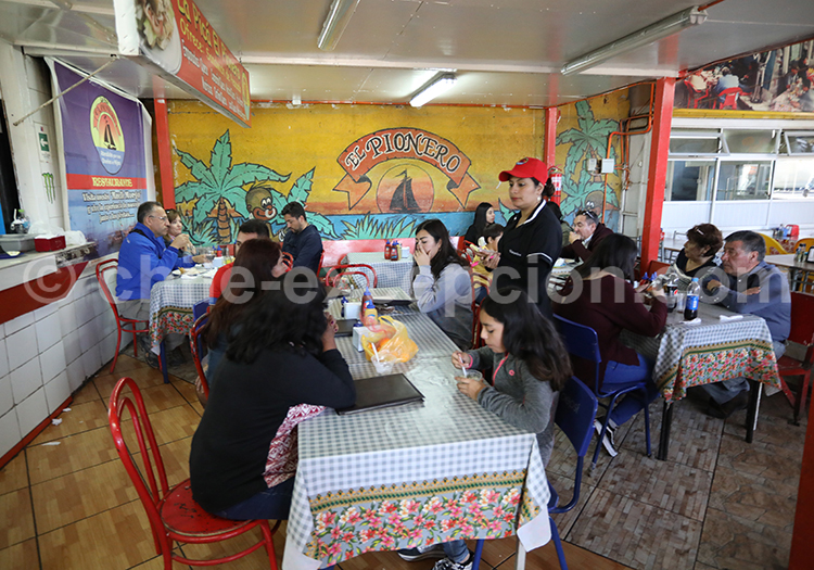 Où manger à Coquimbo