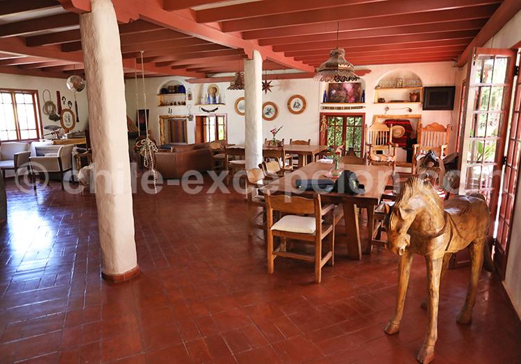 Hacienda los Andes, Ovalle