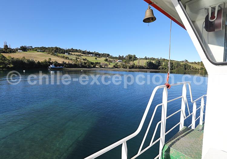 Excursion sur la grande île de Chiloé, Chili