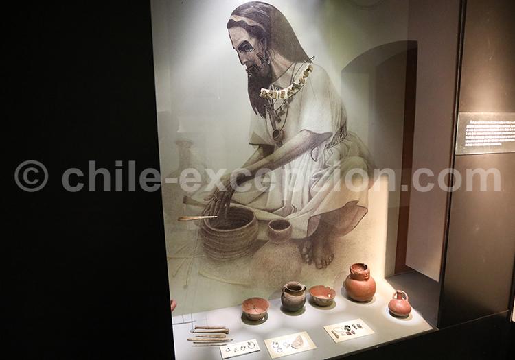 Musée del Limarí, civilisation pre-hispanique