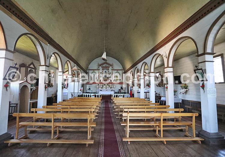 Eglise de San Juan, Chiloé
