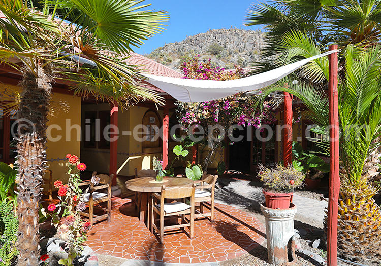 Hôtel à Ovalle, Chili