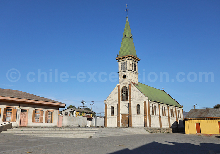Église de Guayacán, Nord du Chili